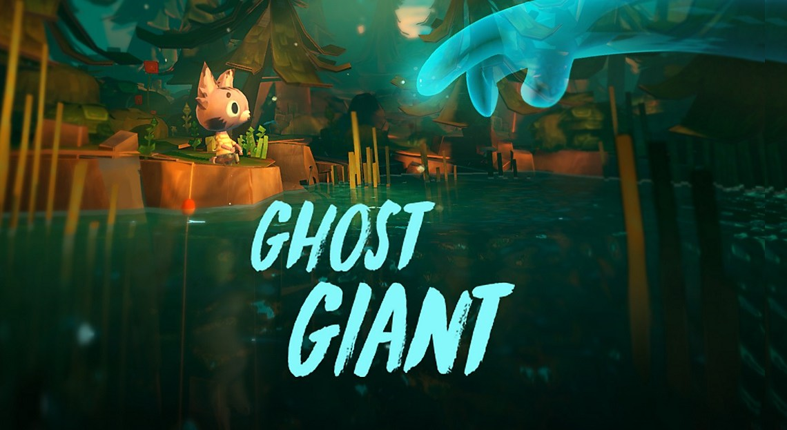 Ghost Giant, el nuevo juego virtual de Zoink Games, ya disponible en PS VR