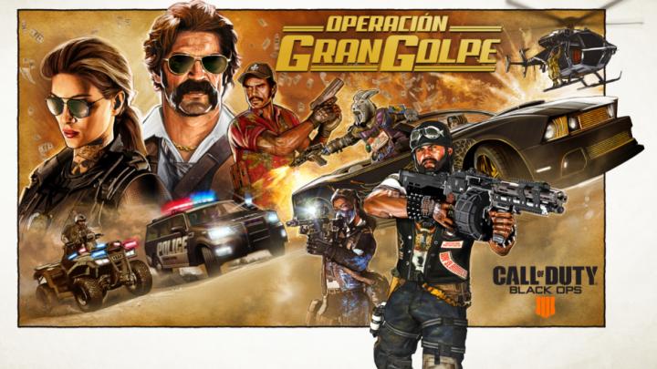 Call of Duty: Black Ops 4 recibe nuevo contenido gratuito y de pago | Nueva clase Outrider, armas, modos, eventos, vehículos y mucho más