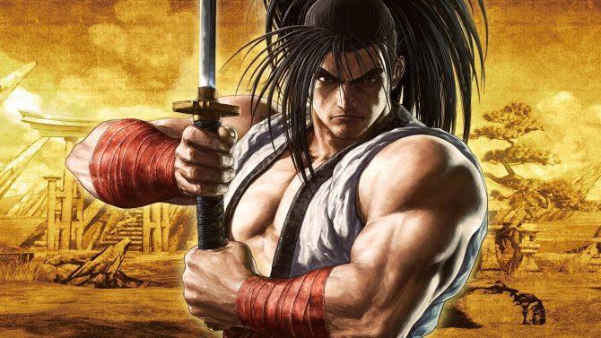Samurai Shodown ya se encuentra disponible