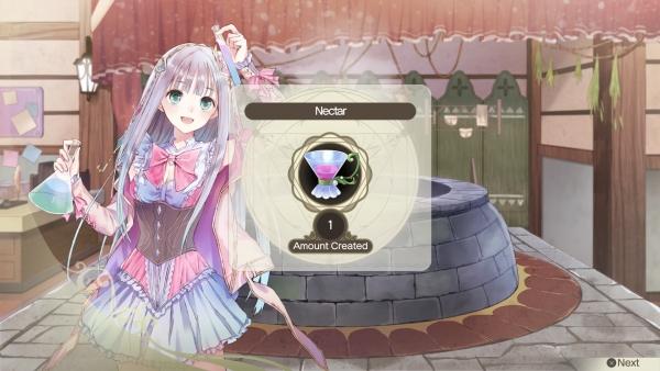 Atelier Lulua: The Scion of Arland nos muestra sus sistema de síntesis en su último tráiler