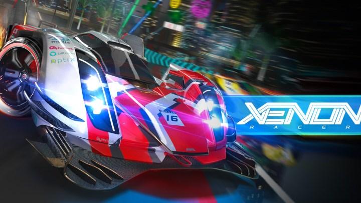 Soedesco y 3D Clouds presentan el tráiler de lanzamiento de Xenon Racer