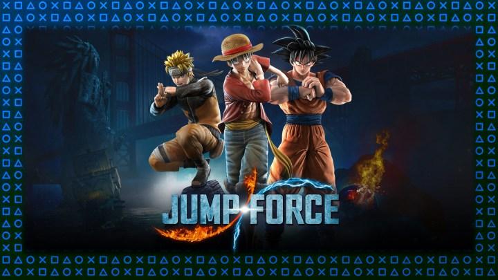 Análisis | Jump Force