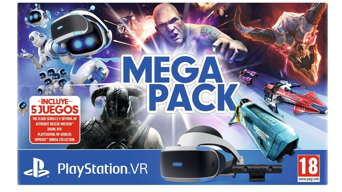 Explora PlayStation VR anuncia novedades y ofertas por el Día del Padre