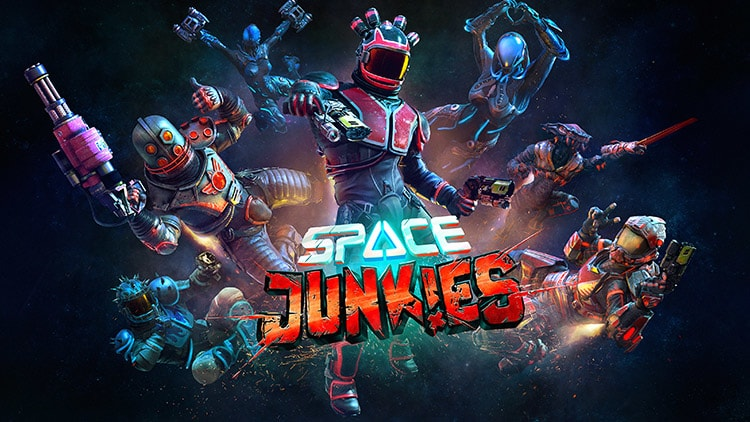 La BETA abierta de Space Junkies ya disponible en PlayStation VR