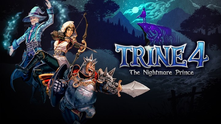 Trine 4: The Nightmare Prince ya se encuentra disponible