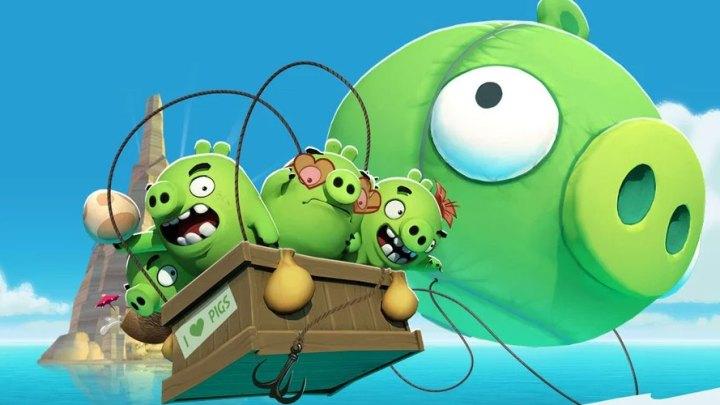 Angry Birds VR: Isle of Pigs llega esta semana a PlayStation 4