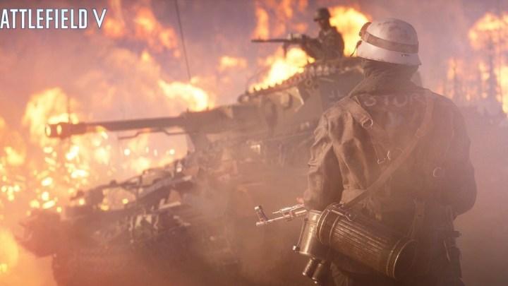 Battlefield V | Nuevo gameplay compara el rendimiento de Firestorm en consolas
