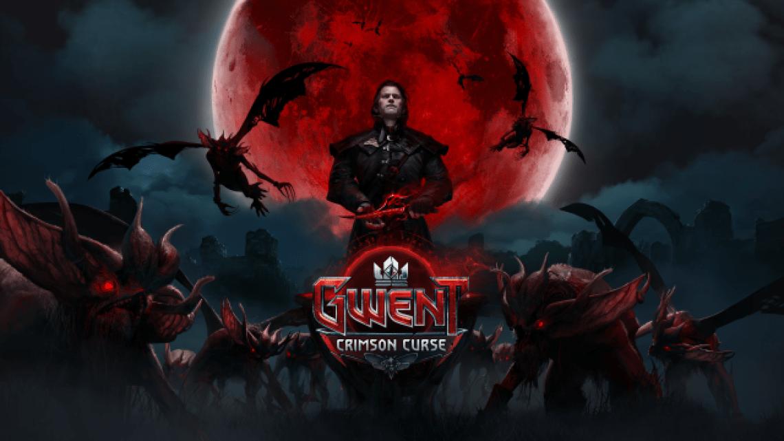 Crimson Curse, primera expansión de GWENT: The Witcher Card Game, llegará el 28 de marzo