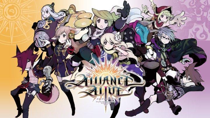 The Alliance Alive HD Remastered debuta en PlayStation 4 y Nintendo Switch