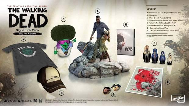Anunciado The Walking Dead: The Telltale Definitive Series, un recopilatorio con todos los juegos de la saga