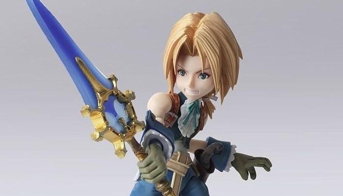 Yitán y Garnet, protagonistas de Final Fantasy IX, tendrán nuevas figuras de la línea Bring Arts