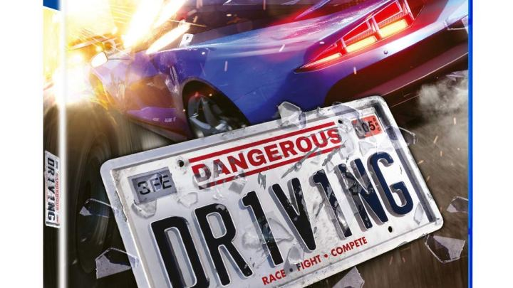 Dangerous Driving – PS4