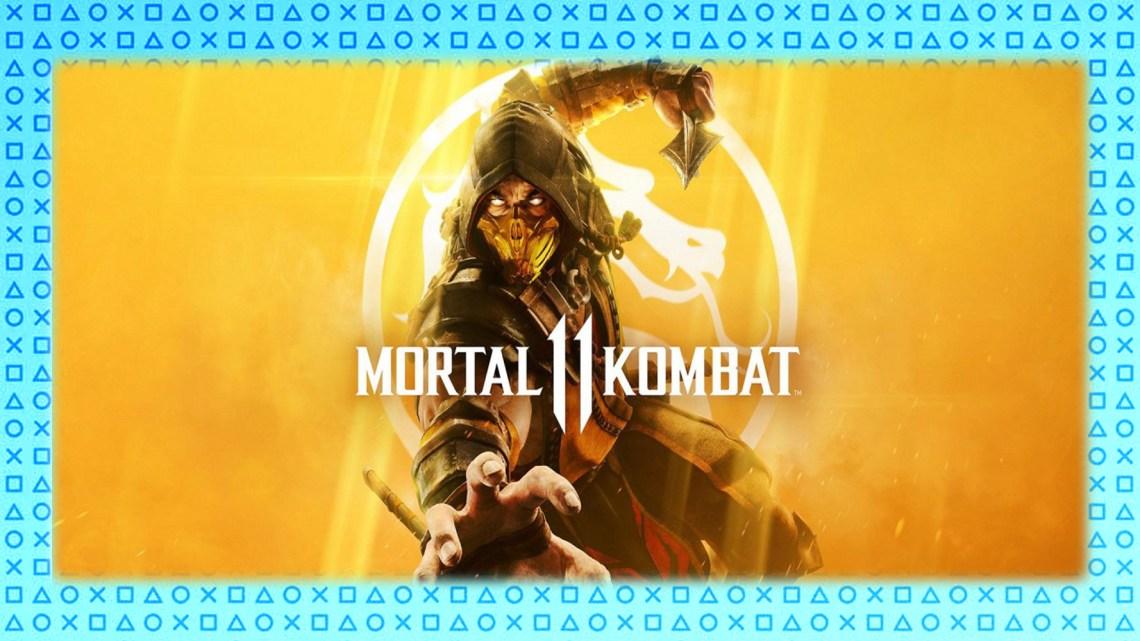 Avance   Mortal Kombat 11