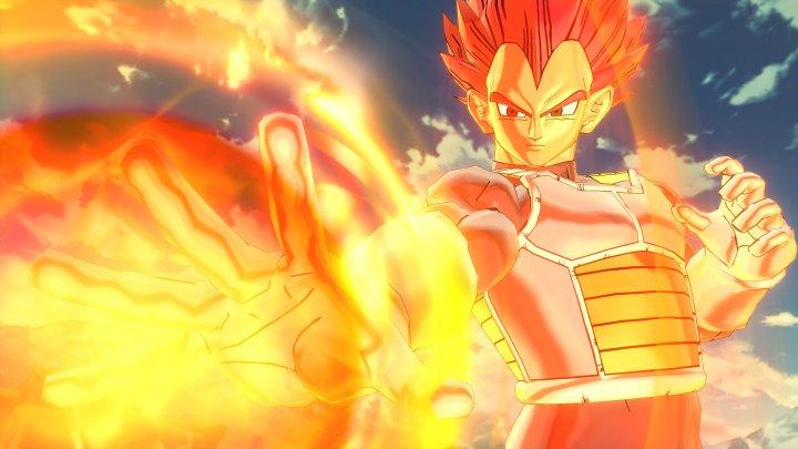 Dragon Ball Xenoverse 2 | Primeras imágenes oficiales de Super Saiyan God Vegeta en el DLC 'Ultra Pack 1'