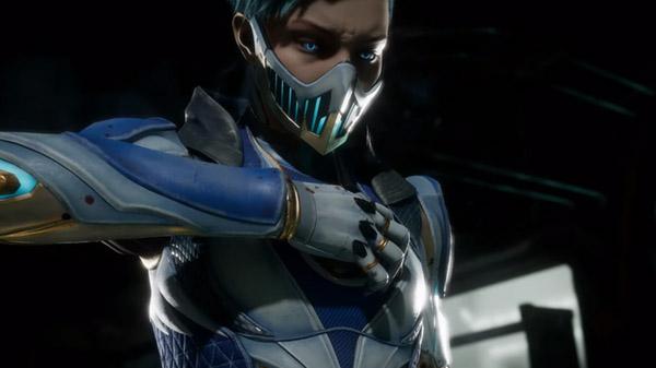 Frost protagoniza el nuevo tráiler de Mortal Kombat 11