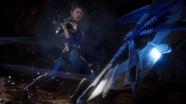 Kitana desata su furia en el nuevo tráiler de Mortal Kombat 11