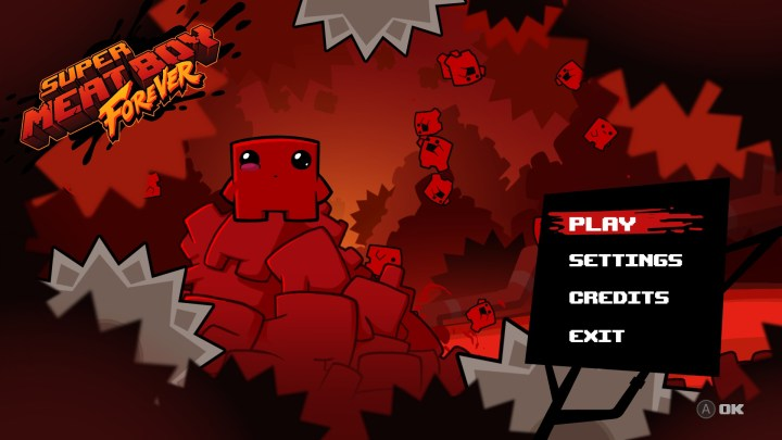 Super Meat Boy Forever presenta un extenso gameplay de 3 horas