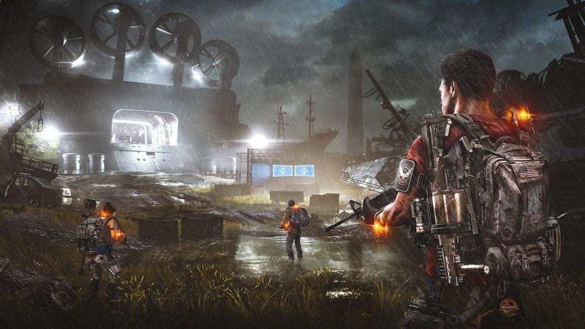 Ubisoft retrasa a mayo la actualización 3.0 y primera raid de The Division 2