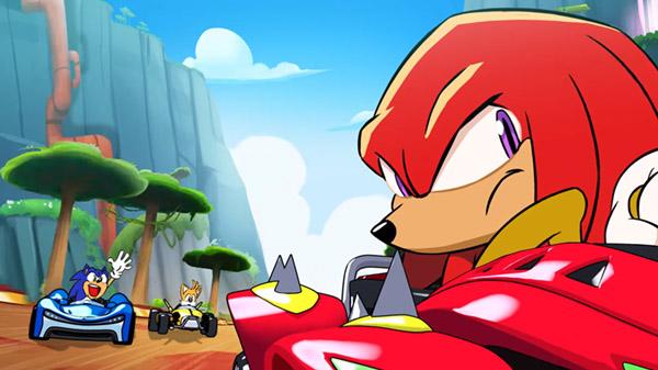 SEGA presenta el segundo y último corto animado de Team Sonic Racing Overdrive