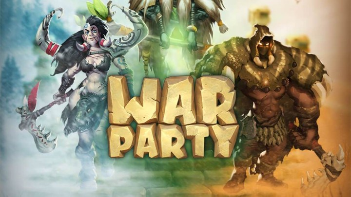 ¡Ganadores de los códigos de WarParty para PlayStation 4!