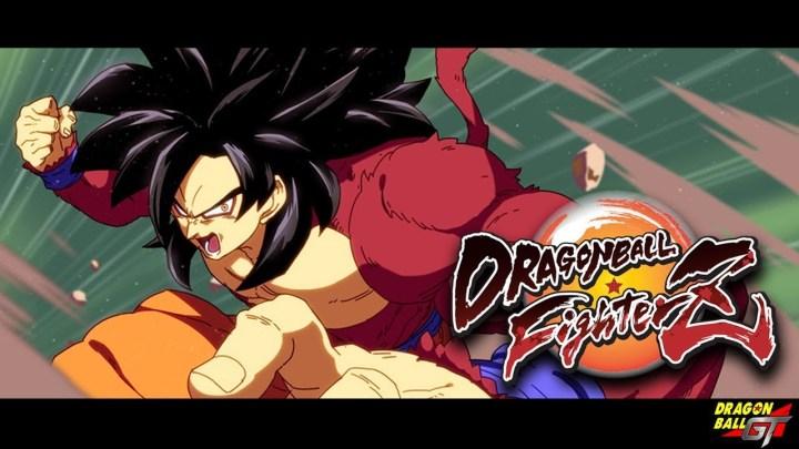 Dragon Ball FighterZ | Primeras imágenes de Goku transformado en Super Saiyan 4
