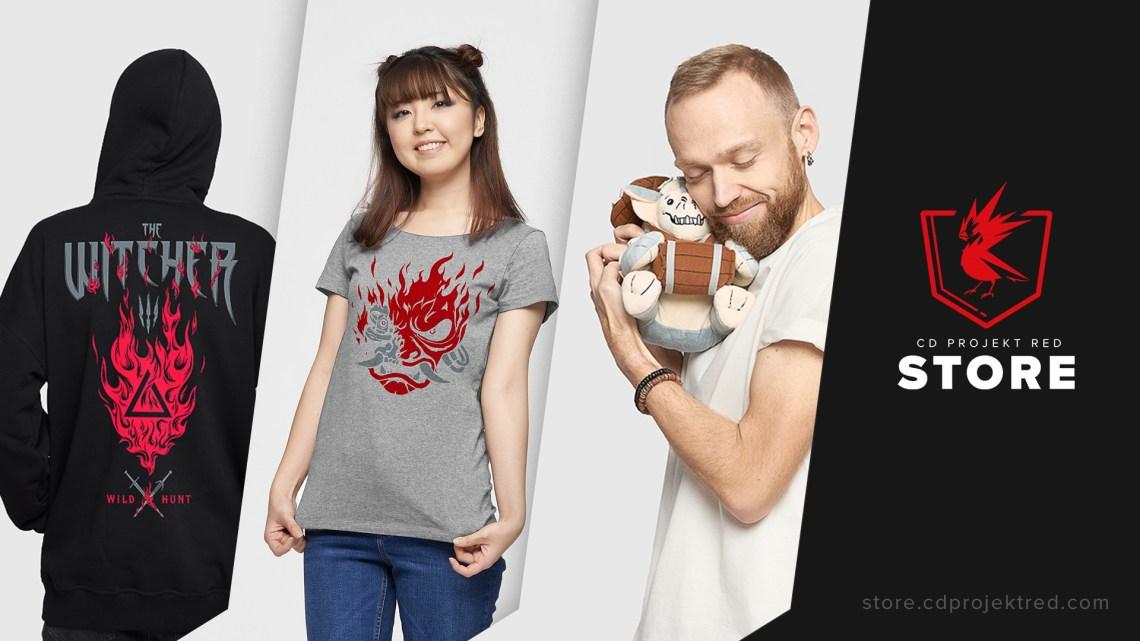 CD Projekt Red anuncia la apertura de su tienda oficial online