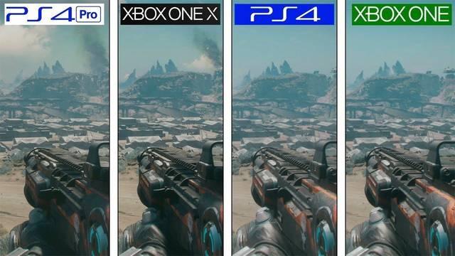 Comparan gráficamente RAGE 2 en PS4 Pro, PS4, Xbox One X y Xbox One