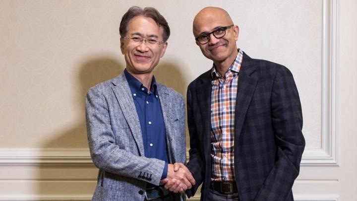 Sony y Microsoft anuncian colaboración para mejorar el servicio en la nube y tecnología IA