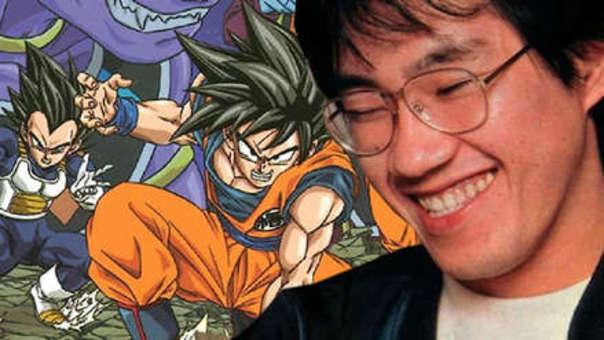 Akira Toriyama es nominado a los premios Eisner