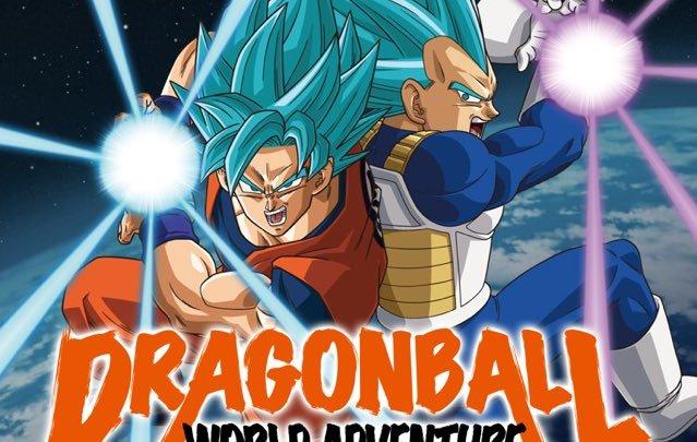 Dragon Ball World Adventure llegará a España