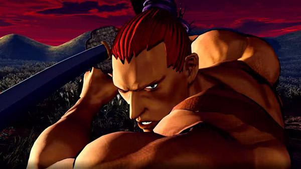 Genjuro protagoniza el nuevo tráiler de Samurai Shodown