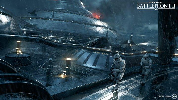 DICE retrasa la actualización de Star Wars: Battlefront II para finales de abril