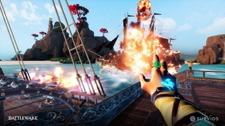 Battlewake, la nueva aventura pirata para PlayStation VR, se muestra en un tráiler inédito