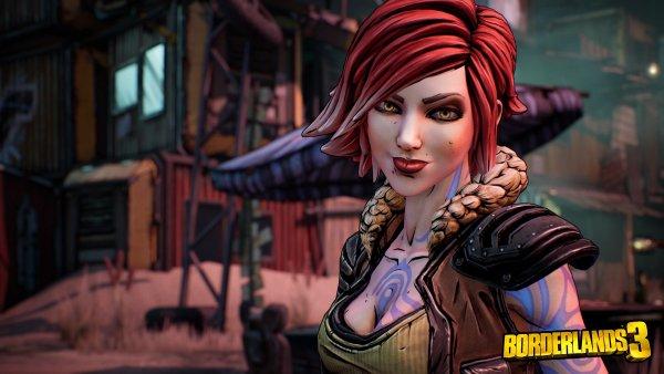 Borderlands 3 recibe una excepcional galería de imágenes centrada en sus protagonistas