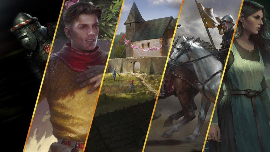 Confirmada la fecha de Kingdom Come: Deliverance Royal Edition y su cuarta expansión, A Woman's Lot