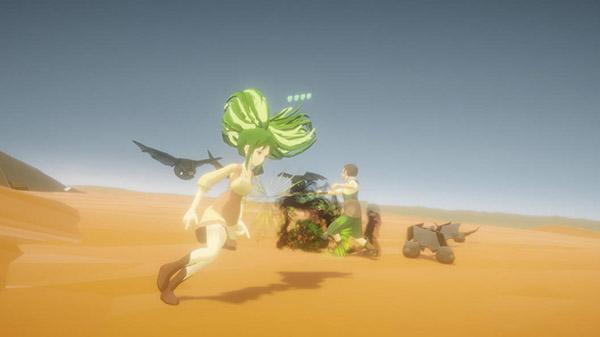 Medusa and Her Love confirma su lanzamiento en PlayStation VR