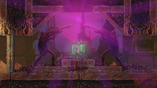 Valfaris, el próximo trabajo de los responsables de Slain: Back From Hell, muestra su jugabilidad en un gameplay inédito
