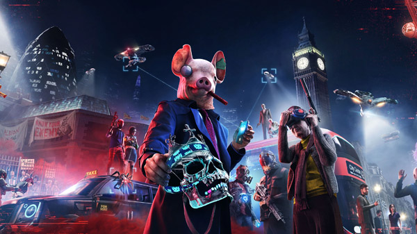 E3 2019 | Watch Dogs: Legion se exhibe en un extenso gameplay