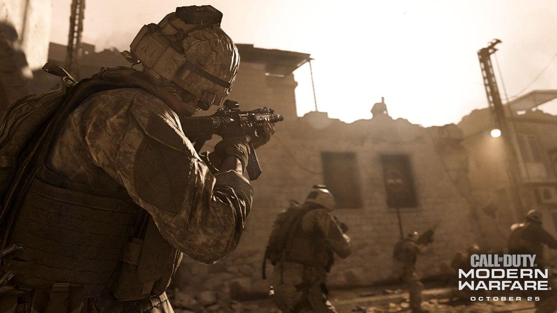 Call of Duty: Modern Warfare muestra su multijugador en un extenso gameplay