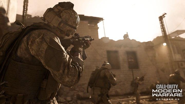 Sony retira Call of Duty: Modern Warfare de la PlayStation Store rusa