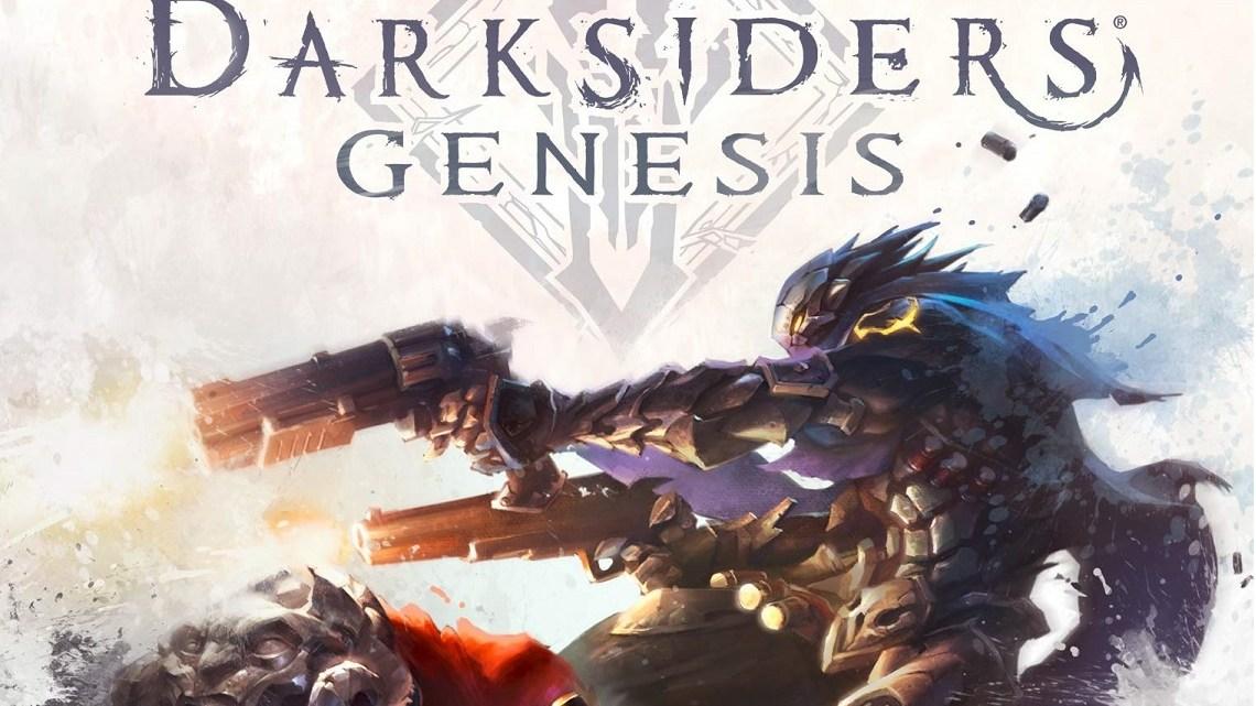 Darksiders Genesis presenta tráiler de lanzamiento de la versión de PS4, Xbox One y Switch