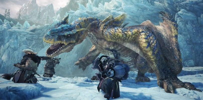 Monster Hunter World: Iceborne recopila todas sus criaturas en un nuevo tráiler