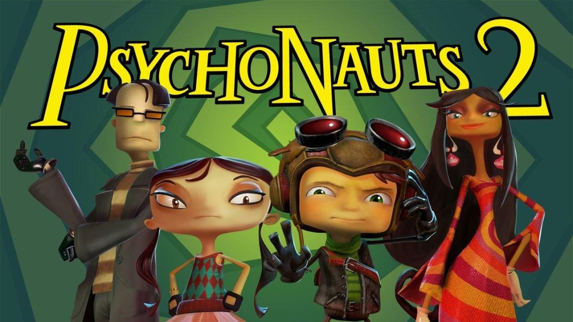 En 2020 llegará Psychonauts 2