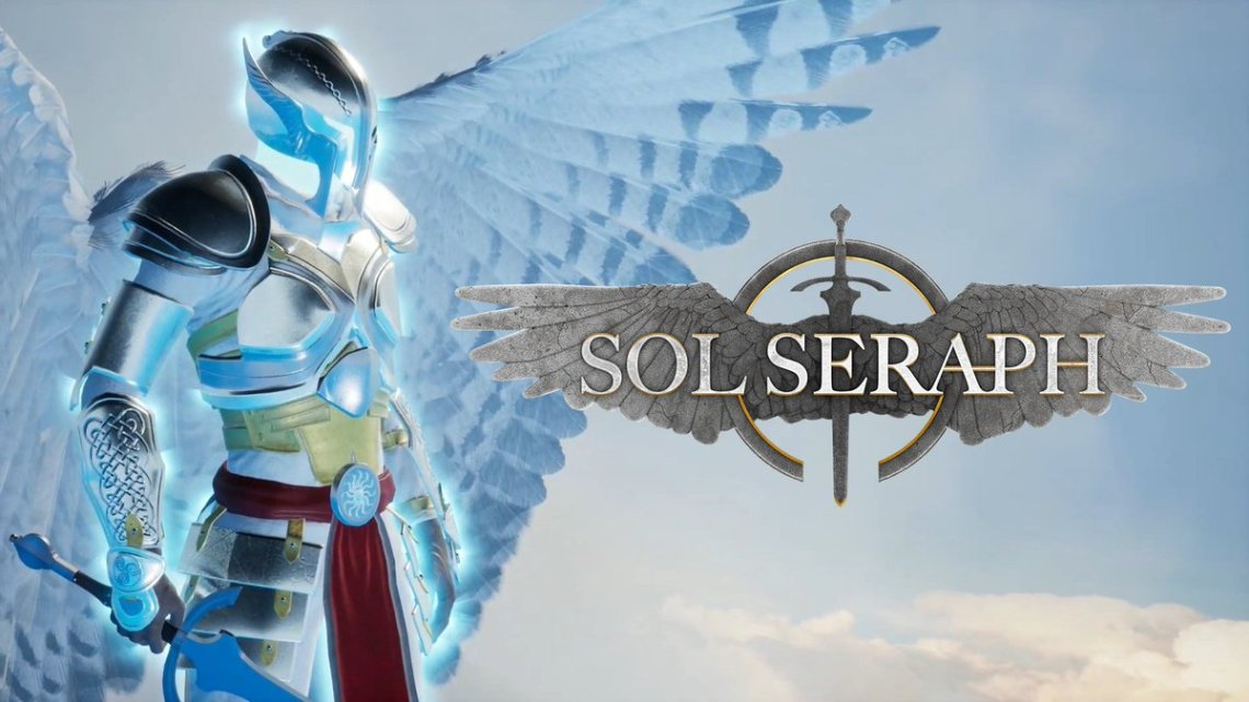 SolSeraph ya está disponible para PlayStation 4, Xbox One, Nintendo Switch y PC | Tráiler de lanzamiento
