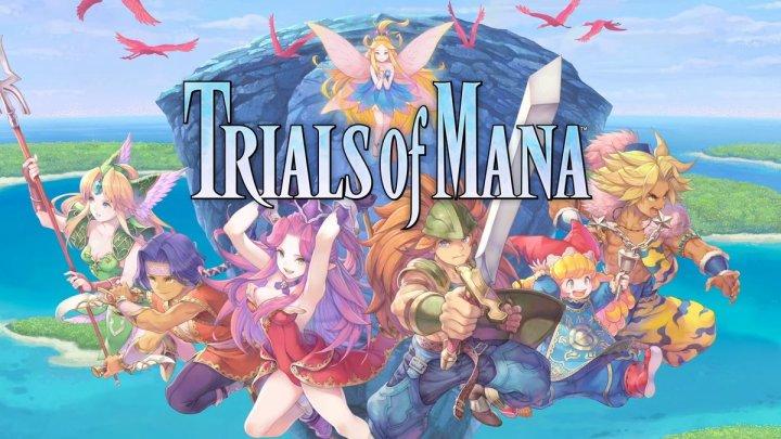 E3 2019   Trials of Mana se muestra en 20 minutos de gameplay durante el Nintendo Treehouse