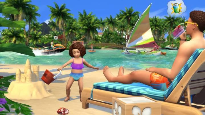 La Vida Isleña, el nuevo DLC de Los Sims 4, ya se encuentra disponible