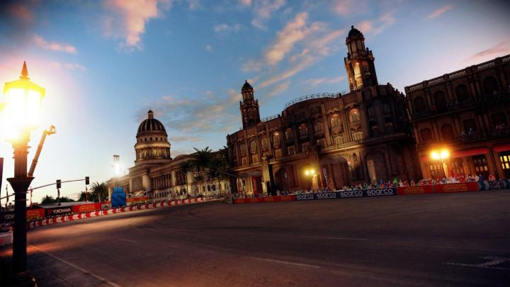 El circuito de Havana protagoniza las nuevas imágenes de GRID