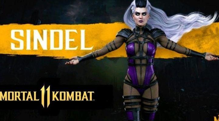 Sindel, la nueva luchadora de Mortal Kombat 11, protagoniza un teaser tráiler