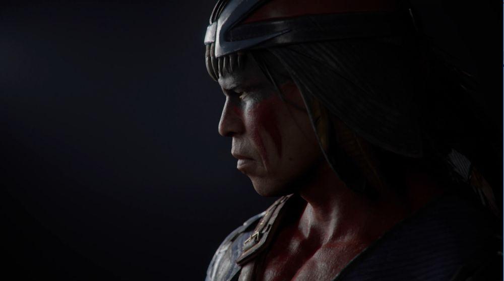 Mortal Kombat 11 | Presentado el nuevo aspecto de Nightwolf