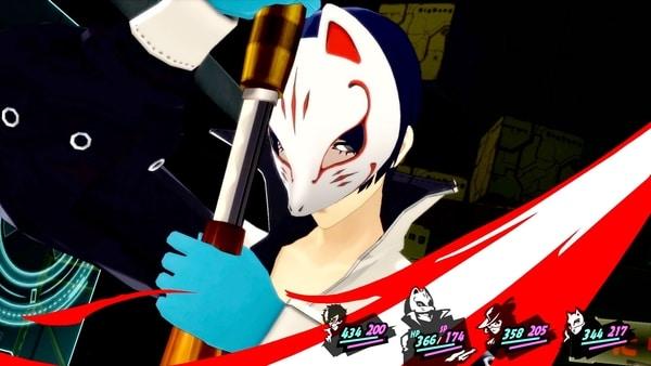 Yusuke Kitagawa protagoniza el tráiler de Persona 5 Royal
